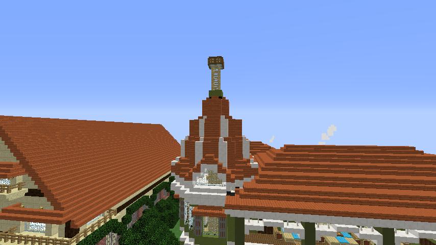 ししゃも建築上達論尖塔の比較