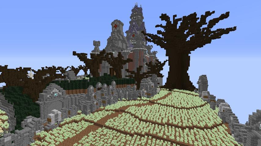 Minecrafterししゃもがマインクラフトのぷっこ村で狩人の夢を発見する12