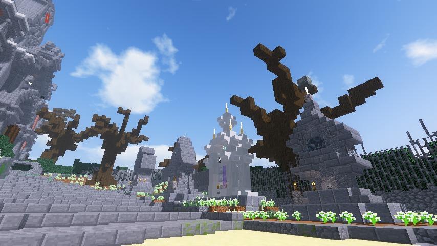 Minecrafterししゃもがマインクラフトのぷっこ村で狩人の夢を発見する9