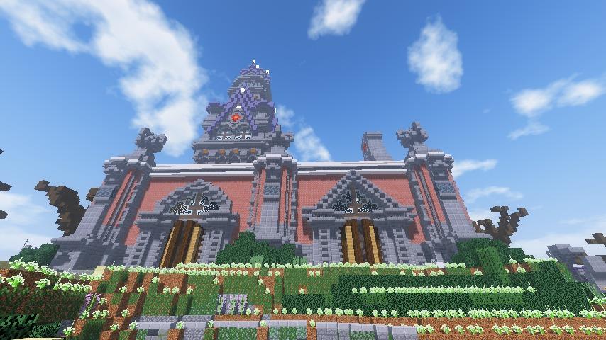 Minecrafterししゃもがマインクラフトのぷっこ村で狩人の夢を発見する3