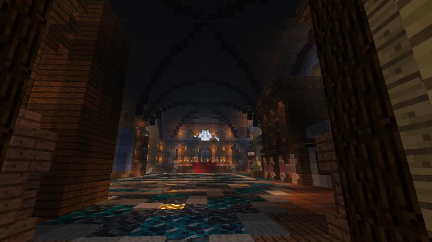 Minecrafterししゃもがマインクラフトのぷっこ村で狩人の夢を発見する5