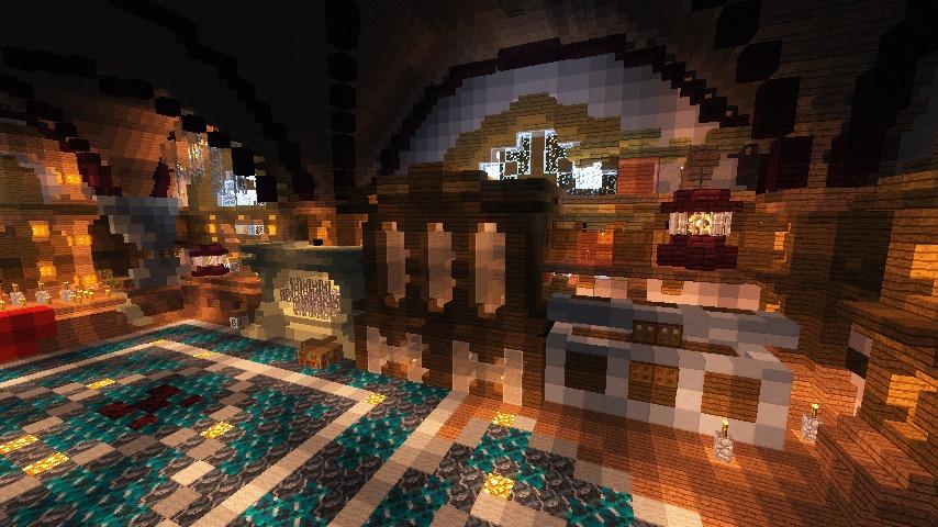 Minecrafterししゃもがマインクラフトのぷっこ村で狩人の夢を発見する6