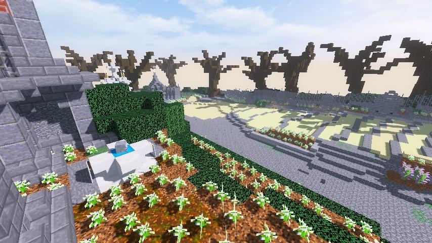 Minecrafterししゃもがマインクラフトのぷっこ村で狩人の夢を発見する8