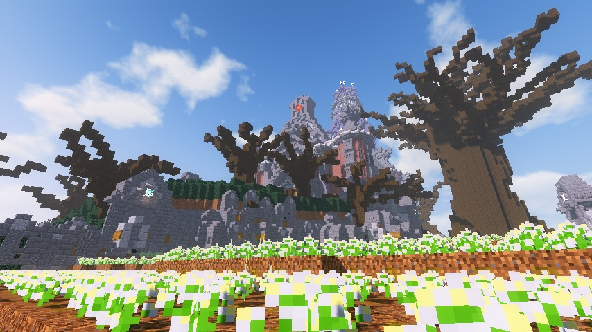Minecrafterししゃもがマインクラフトのぷっこ村で狩人の夢を発見する13