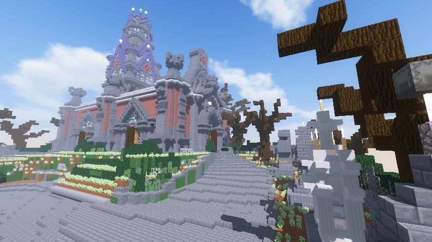 Minecrafterししゃもがマインクラフトのぷっこ村で狩人の夢を発見する2