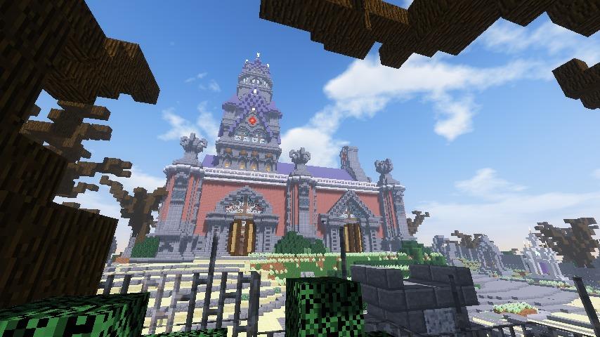 Minecrafterししゃもがマインクラフトのぷっこ村で狩人の夢を発見する1