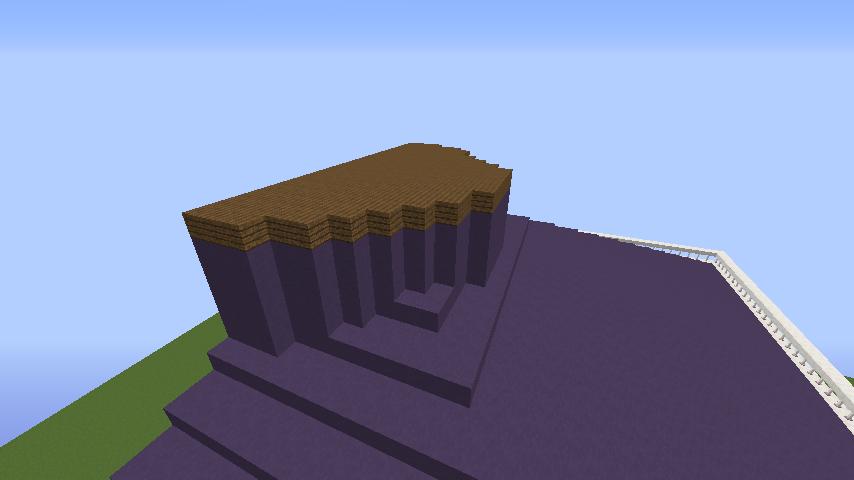 Minecrafterししゃもがマインクラフトでぷっこ村に大学の共通教育棟を作る9
