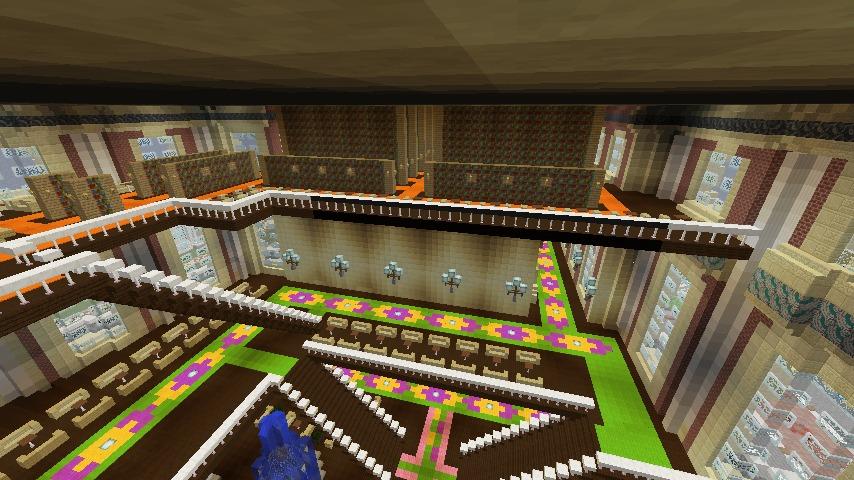 Minecrafterししゃもがマインクラフトでぷっこ村に大学を設立する18