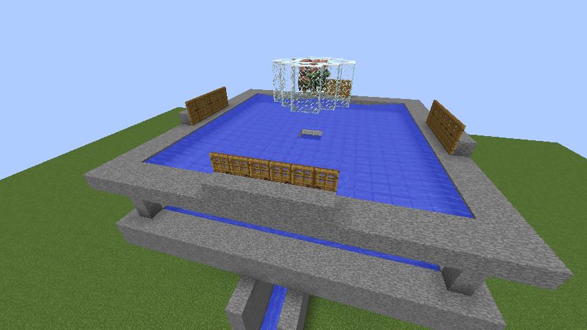 ぷっこ村の産業革命!!反射炉型ゴーレムトラップついに完成した1