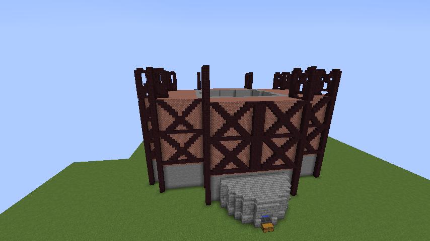 ぷっこ村の産業革命!!反射炉型ゴーレムトラップついに完成した5