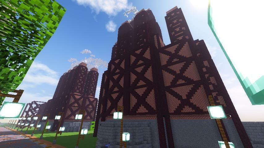 ぷっこ村の産業革命!!反射炉型ゴーレムトラップついに完成した11