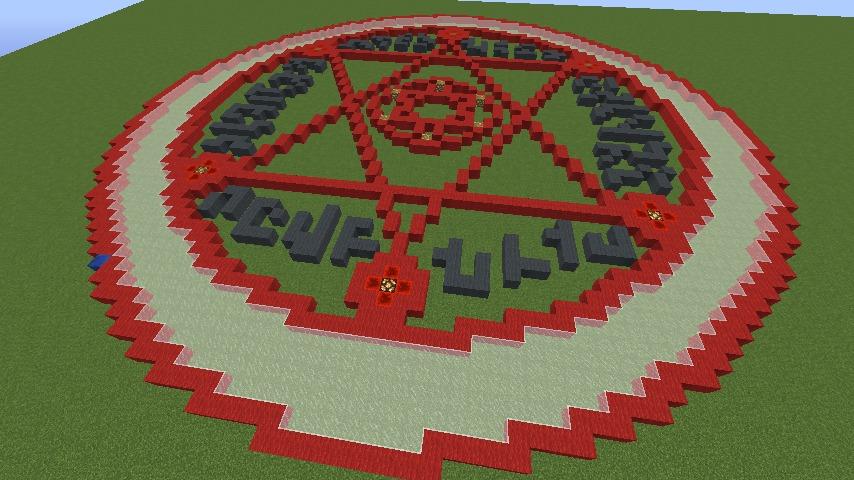 Minecrafterししゃもがマインクラフトでぷっこ村にいろんなゴーレムを召喚する1