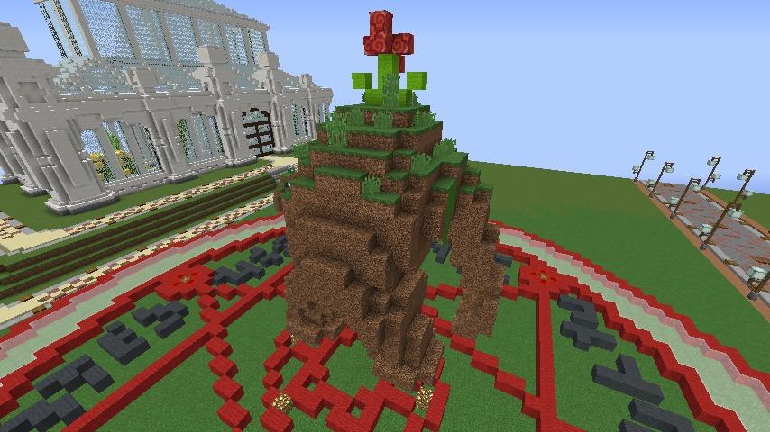 Minecrafterししゃもがマインクラフトでぷっこ村にいろんなゴーレムを召喚する6