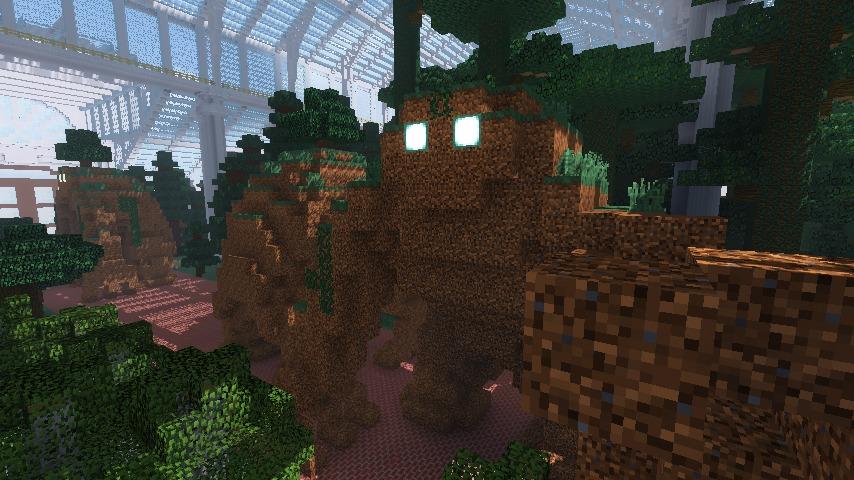 Minecrafterししゃもがマインクラフトでぷっこ村にいろんなゴーレムを召喚する10