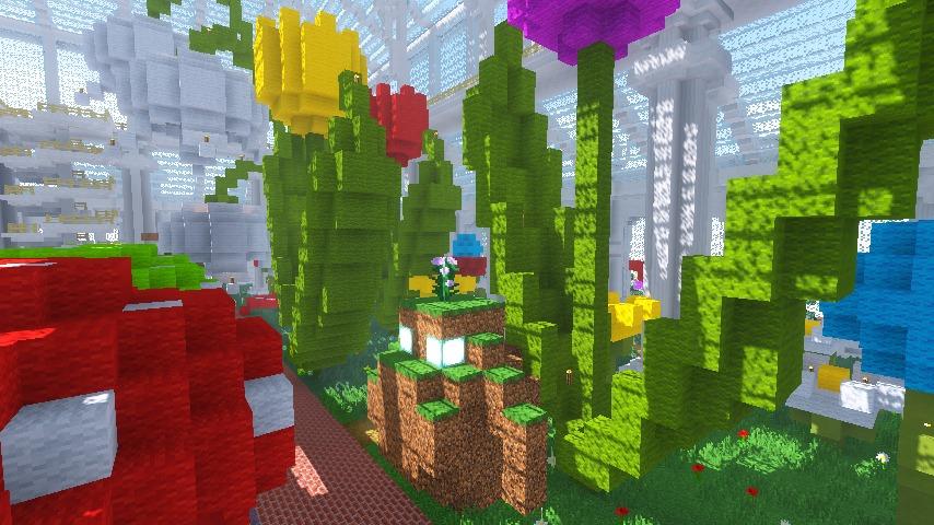 Minecrafterししゃもがマインクラフトでぷっこ村にいろんなゴーレムを召喚する12