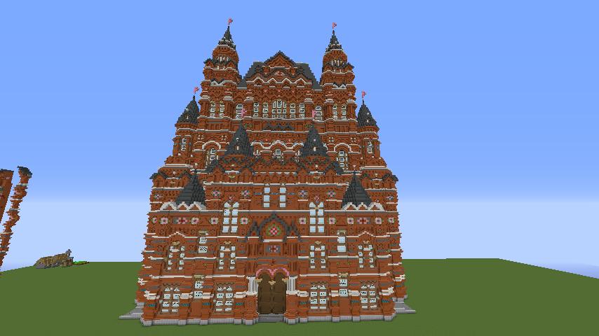 Minecrafterししゃもがマインクラフトでぷっこ村に別荘を作る5