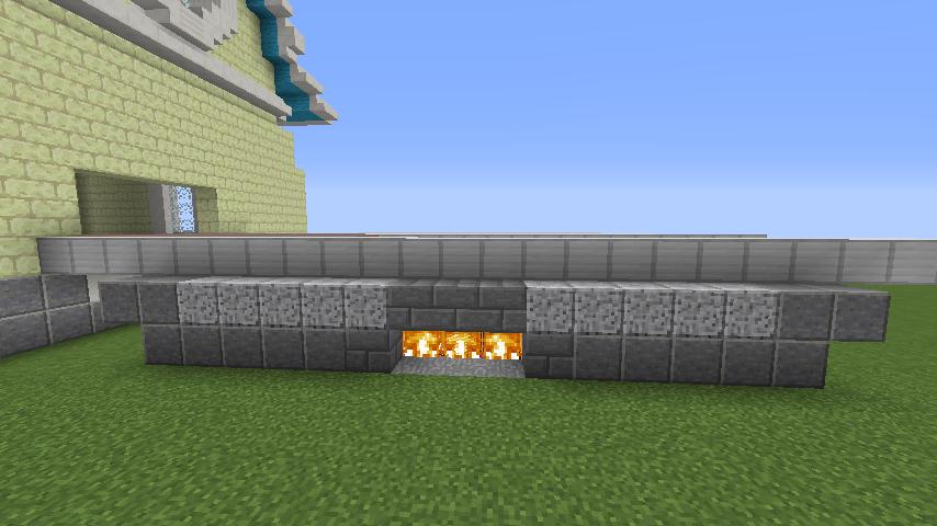 Minecrafterししゃもがマインクラフトでぷっこ村にポークフランク工場を建築する5