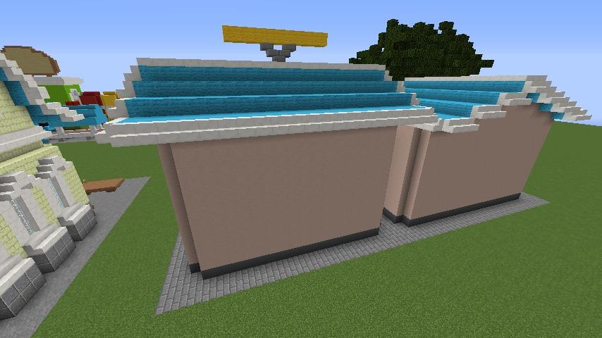 Minecrafterししゃもがマインクラフトでぷっこ村にポークフランクの直売所を作ってみる3