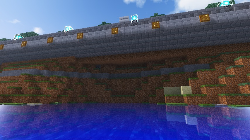 Minecrafterししゃもがマインクラフトでぷっこ村にある橋のダサすぎ問題を考えてみる2