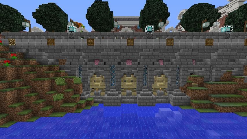 Minecrafterししゃもがマインクラフトでぷっこ村にある橋のダサすぎ問題を考えてみる11