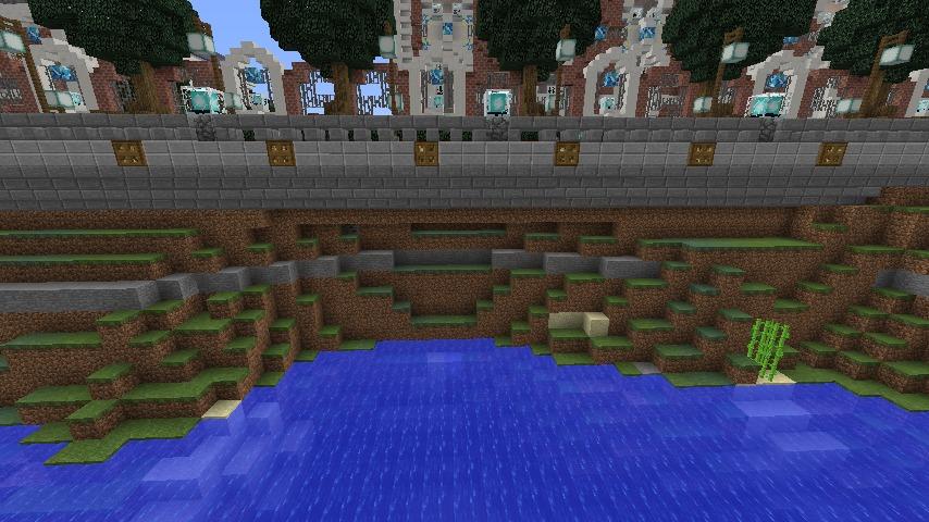 Minecrafterししゃもがマインクラフトでぷっこ村にある橋のダサすぎ問題を考えてみる9