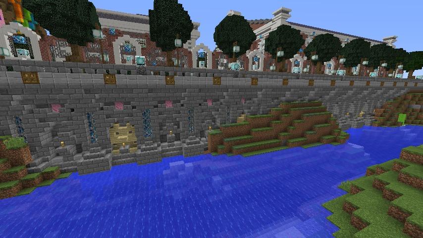 Minecrafterししゃもがマインクラフトでぷっこ村にある橋のダサすぎ問題を考えてみる13