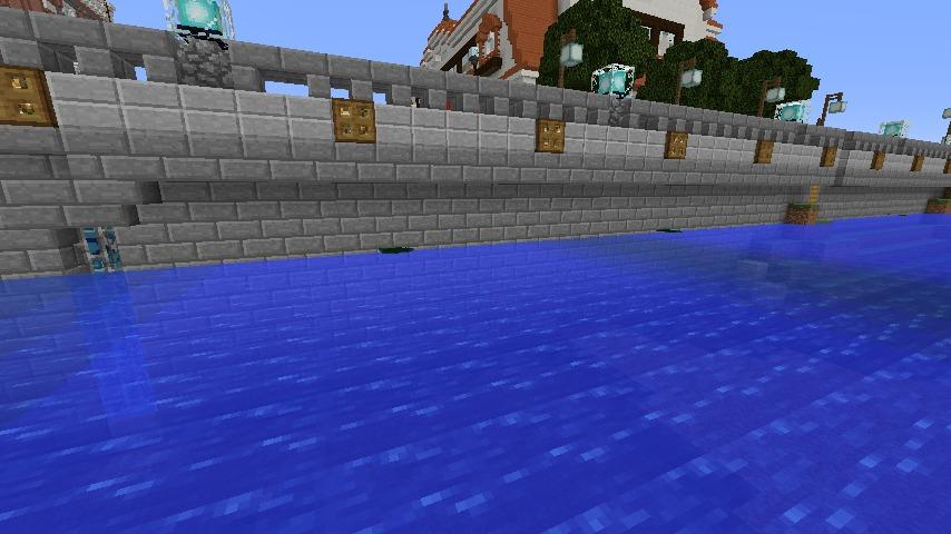 Minecrafterししゃもがマインクラフトでぷっこ村にある橋のダサすぎ問題を考えてみる14