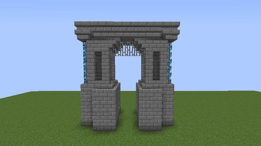 Minecrafterししゃもがマインクラフトでぷっこ村にある橋のダサすぎ問題を考えてみる15