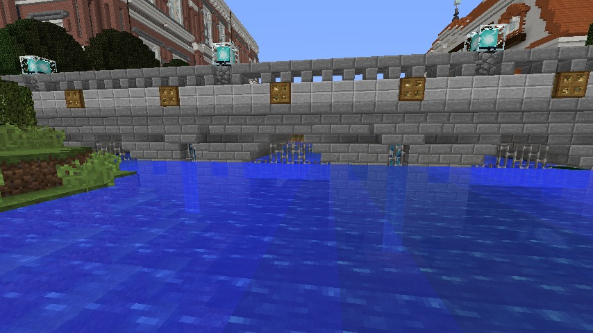 Minecrafterししゃもがマインクラフトでぷっこ村にある橋のダサすぎ問題を考えてみる16