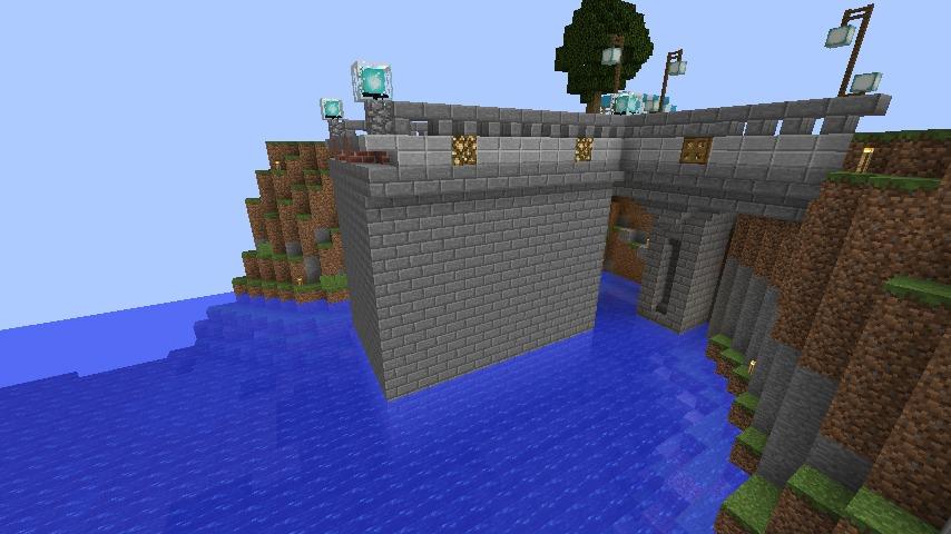 Minecrafterししゃもがマインクラフトでぷっこ村にある橋のダサすぎ問題を考えてみる17