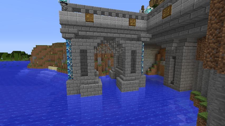 Minecrafterししゃもがマインクラフトでぷっこ村にある橋のダサすぎ問題を考えてみる18