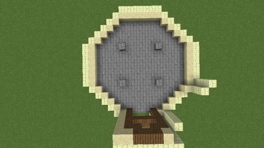Minecrafterししゃもがマインクラフトでぷっこ村にソーダ―シャール灯台を建築してみる1