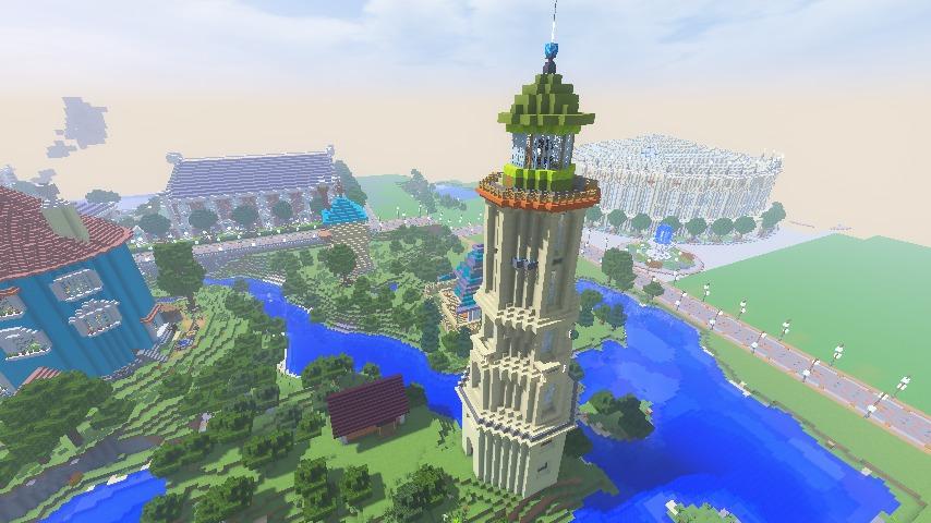 灯台 マイクラ