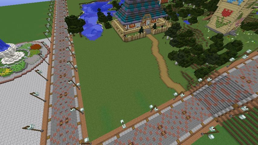 Minecrafterししゃもがマインクラフトでぷっこ村に小さなヘムルの家を建築してみる1