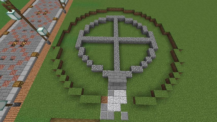 Minecrafterししゃもがマインクラフトでぷっこ村に小さなヘムルの家を建築してみる2