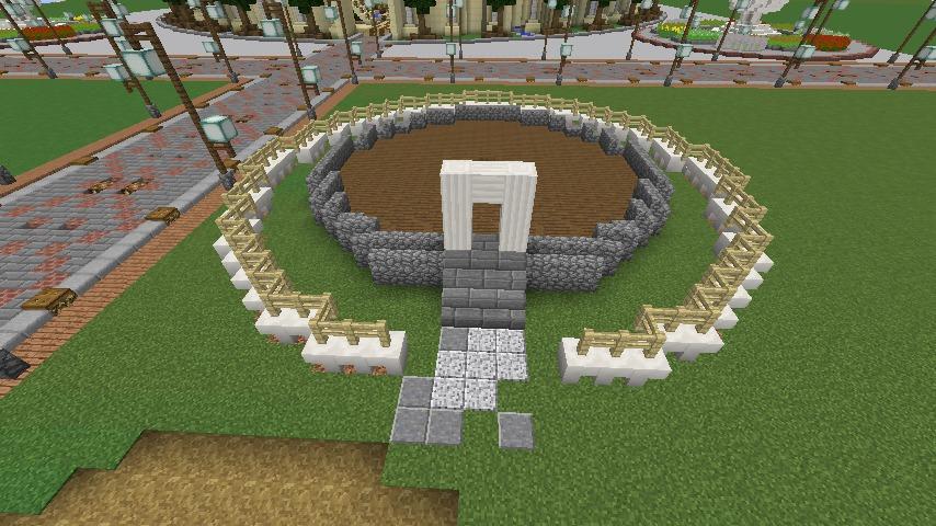 Minecrafterししゃもがマインクラフトでぷっこ村に小さなヘムルの家を建築してみる3