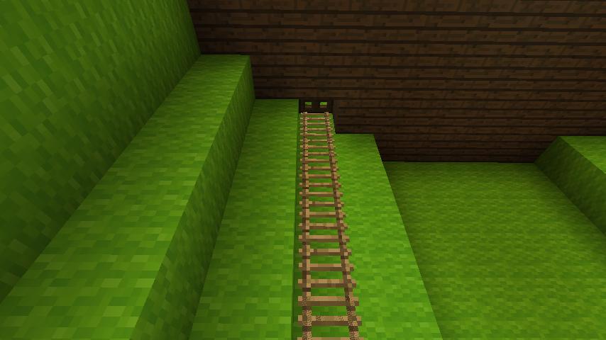 Minecrafterししゃもがマインクラフトでぷっこ村に小さなヘムルの家を建築してみる13
