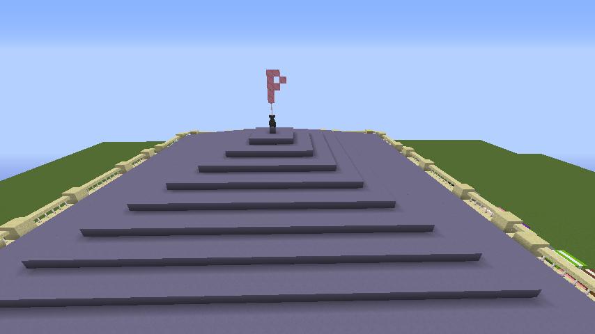 Minecrafterししゃもがマインクラフトでぷっこ村にベルサイユっぽい庭園の東側を作っていく話14