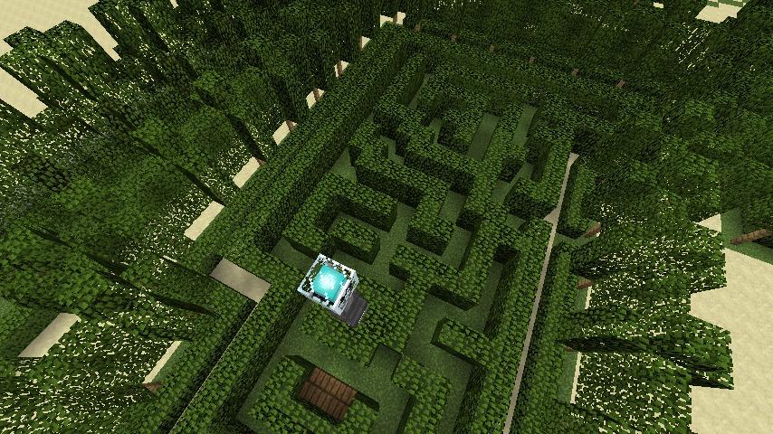 Minecrafterししゃもがマインクラフトでぷっこ村にベルサイユっぽい庭園の東側を作っていく話4