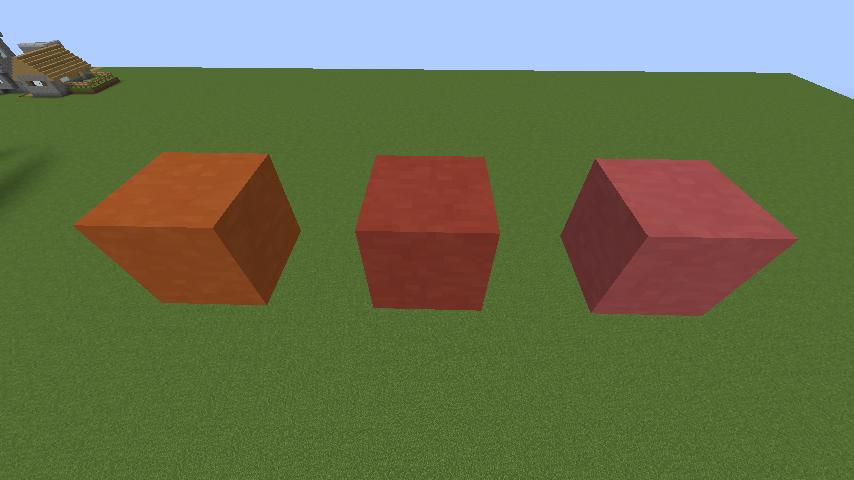 Minecrafterししゃもが1.14.4に引っ越しして真っ赤な観光船を作ってみる1
