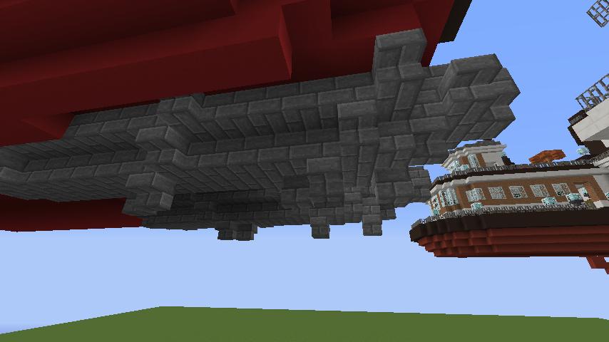 Minecrafterししゃもが1.14.4に引っ越しして真っ赤な観光船を作ってみる9