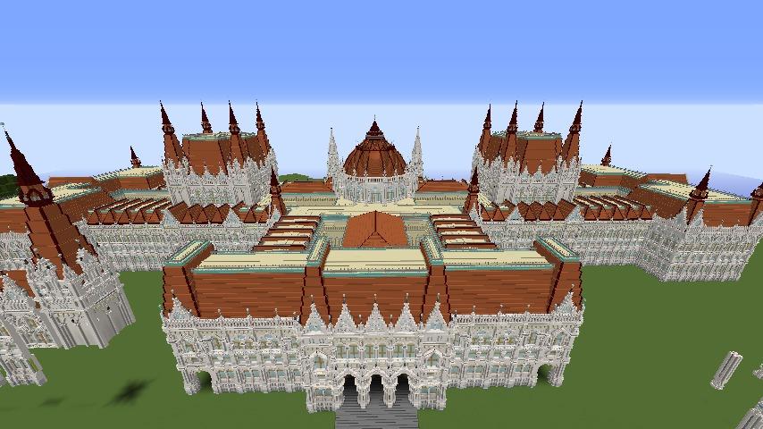 大規模建築の限界か!?ぷっ会議事堂に見るぷっこ村建築の歴史5