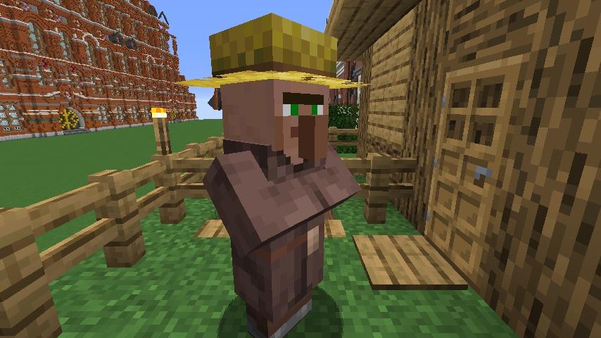 Minecrafterししゃもがマインクラフトでぷっこ村に建てた別荘が爆破される5
