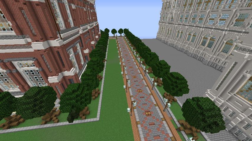 Minecrafterししゃもがマインクラフトでぷっこ村に建てた別荘が爆破される10