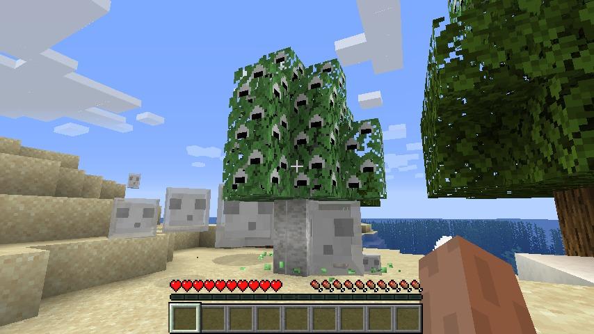 MinecrafterししゃもがマインクラフトのMOD作ってみてる2