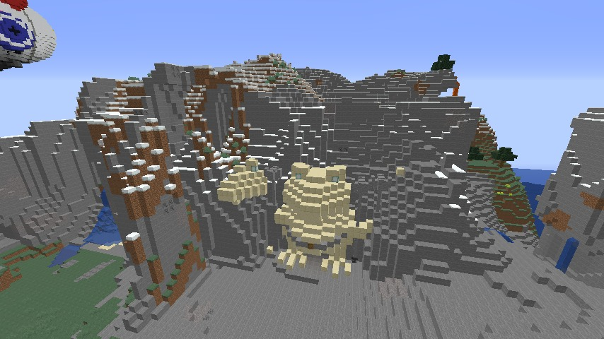 ぷっこ村で地下遺跡が発見された2
