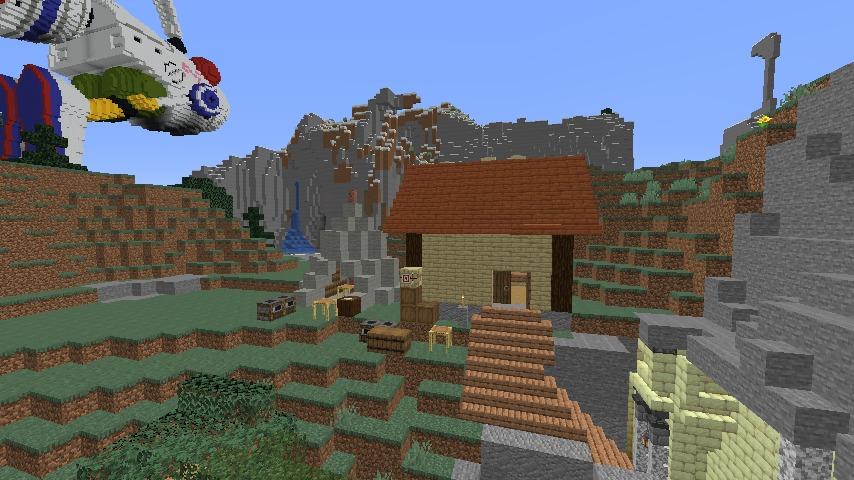 ぷっこ村で地下遺跡が発見された4