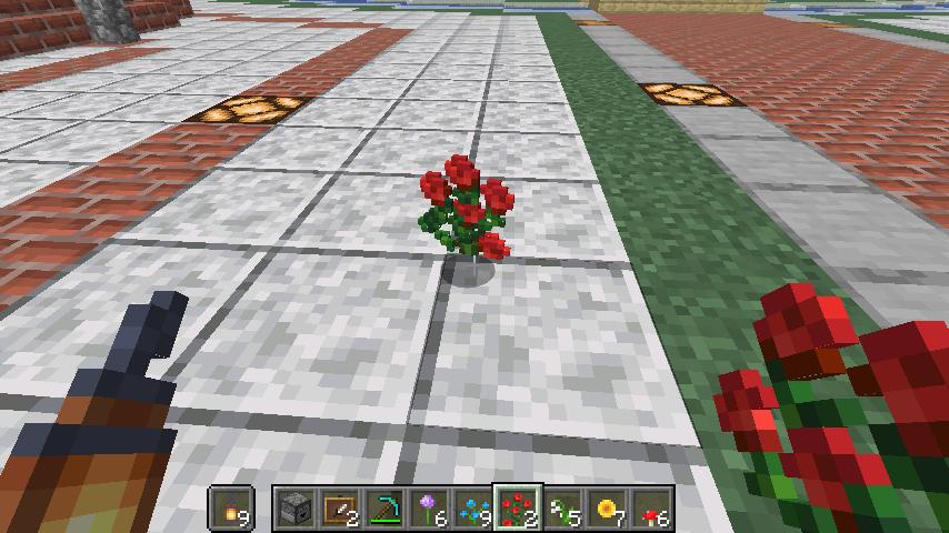 Minecrafterししゃもが作った初のデータパックBloomingを紹介するよ4