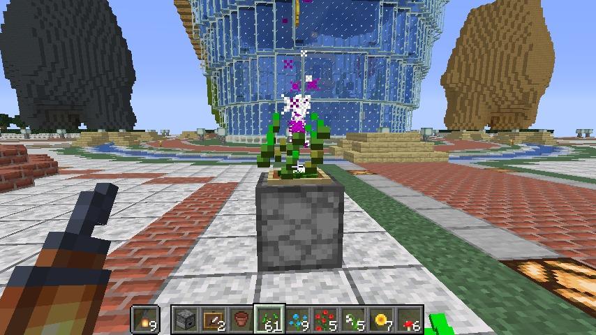 Minecrafterししゃもが作った初のデータパックBloomingを紹介するよ8