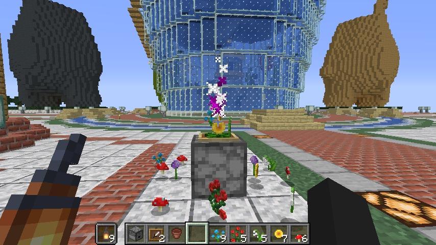 Minecrafterししゃもが作った初のデータパックBloomingを紹介するよ10